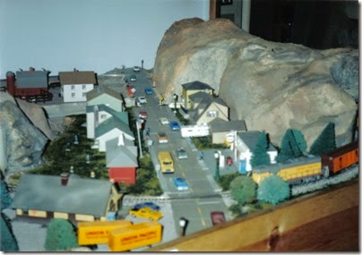 08 My Layout in the Summer of 1999