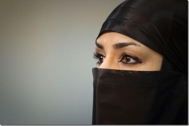 Mulheres iraquianas ninjas (9)