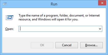 Run Window