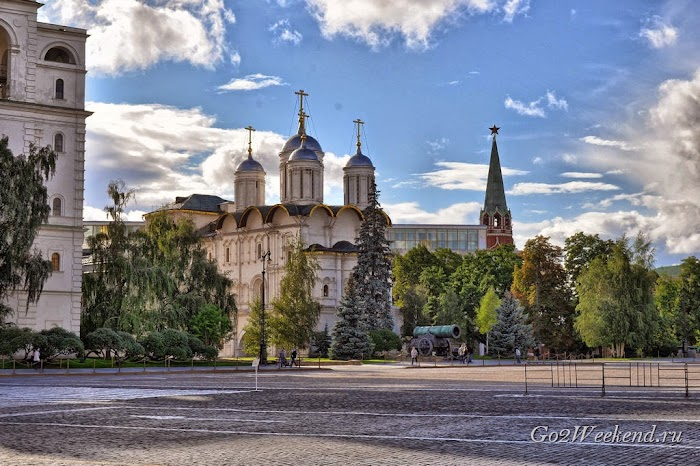 Московский кремль