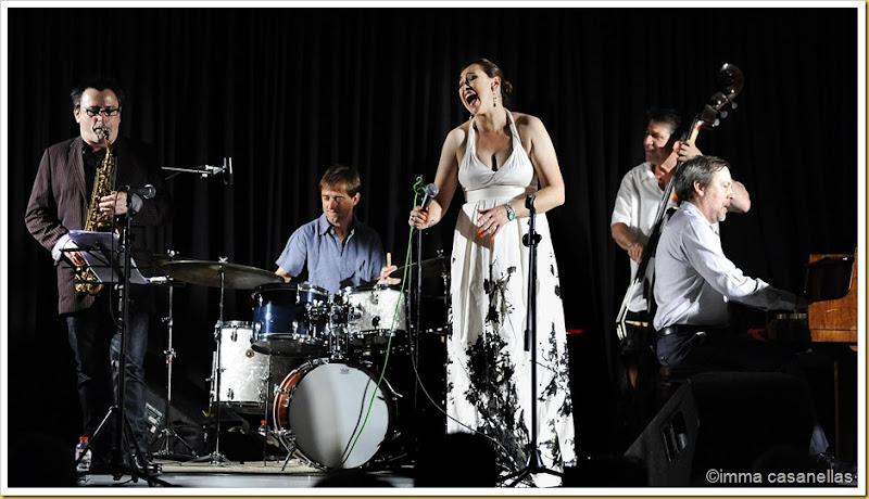 Ignasi Terraza Trio amb Susana Sheiman i Pierrick Pedron, Vilafranca del Penedès 2013