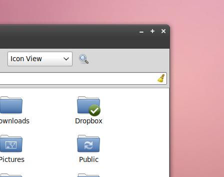 Ubuntu - pulsanti a destra