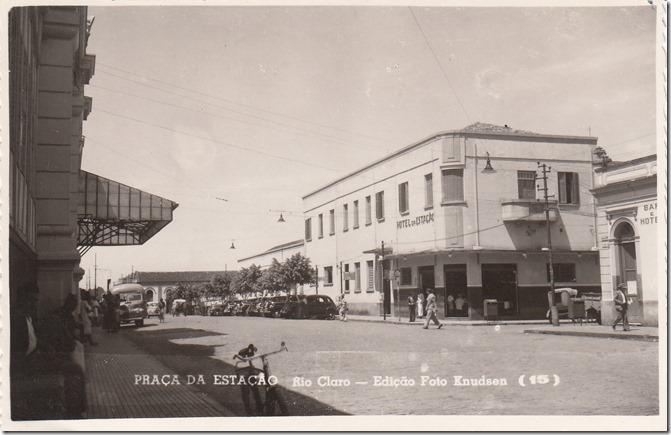 Rio Claro, Brazil - Praca Da Estacao pg. 1