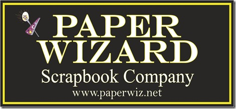 PAPER WIZARD SIGN