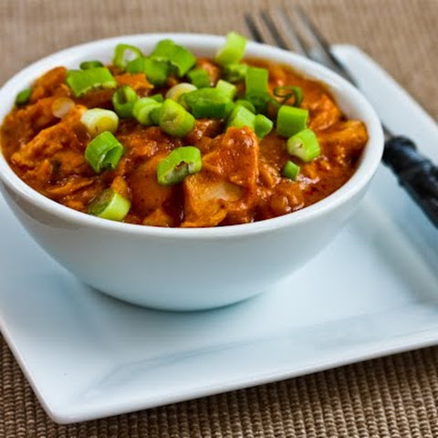 West African Chicken and Peanut Stew with Chiles, Ginger, and Green Onions
