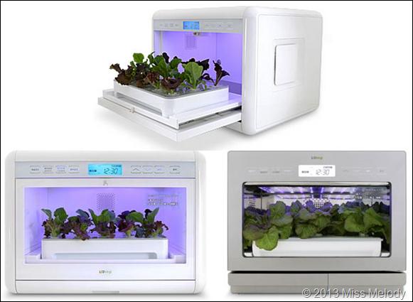 LED家庭種菜機