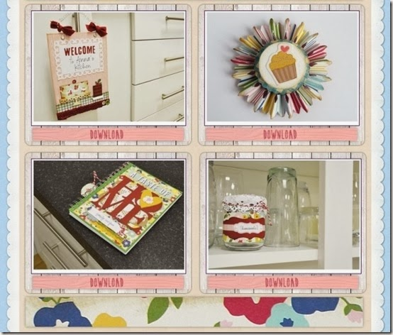 Sizzix - BigShot Progetti per Cucina - tutorial 2