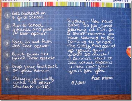 11 detail journaling