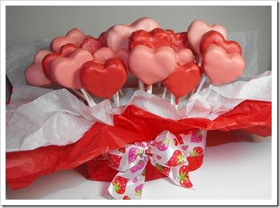 ValentineCakePops