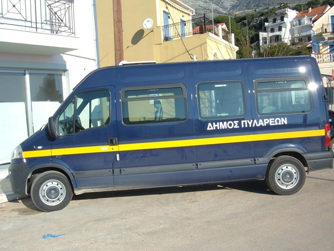 Μάρκος Κοτσιλίνης: Στην Πύλαρο το Λεωφορείο .. «ατύχησε»!