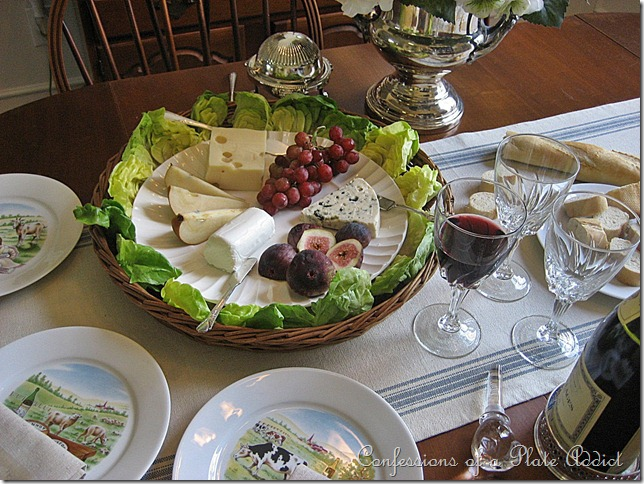 CONFESSIONS OF A PLATE ADDICT How to Create a Cheese Platter