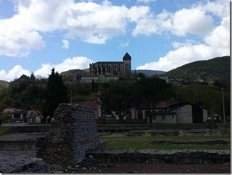 vue de la Cathédrale de Sainte Marie