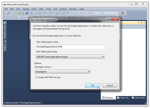 How to add mouse drag behavior in Silverlight