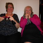 Lilian et Birgitta .....
