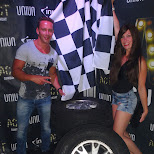 Uniun Nightclub Honda Indy party in Toronto, Ontario, Canada