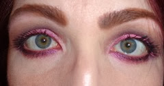 radiant orchid eyes look 2