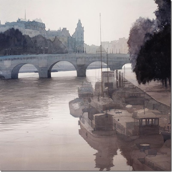 17 Paris le Pont Neuf 12 0x 120