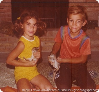 Lorraine and John bunnies