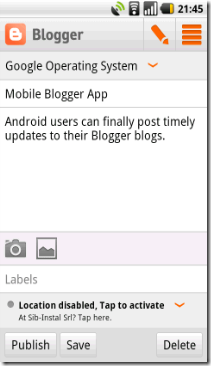 blogger-android-app