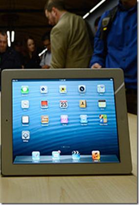 Apple iPad 4th Genearion