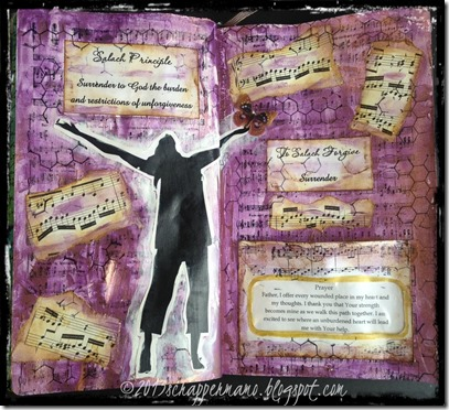 Salach Journal Page w border