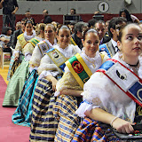 Exaltaci&oacute;n Regidoras 2012