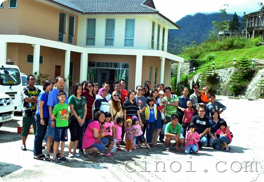 Family Day Dreamworld Kundasang 01