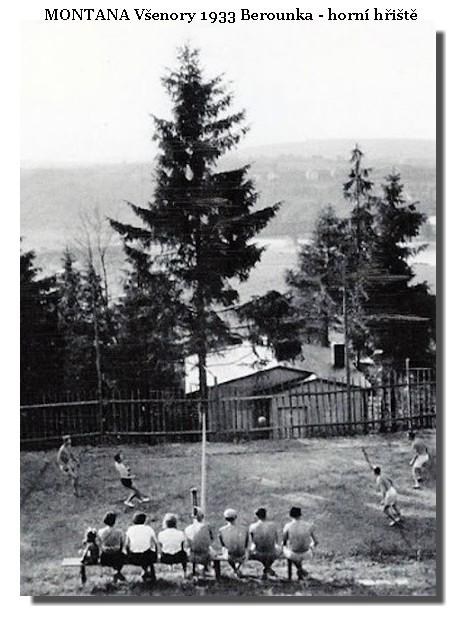 MONTANA Všenory 1933 Berounka - horní hřiště.jpg