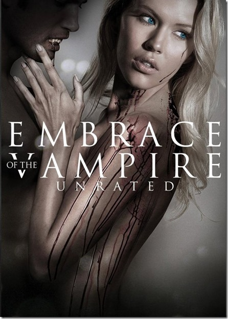 Embrace Of The Vampire Remake DVD Artwork