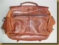 Tas kulit Charm - blkang