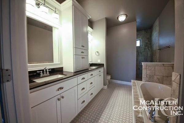 House Tour-Master Bath