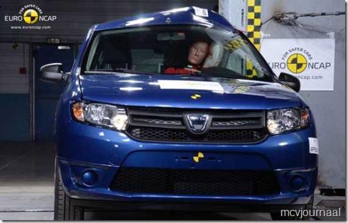 EuroNCAP Dacia Sandero 02