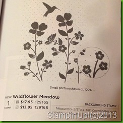 wildflower meadow catalog