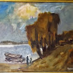 Magányos csónakok a Balatonon.JPG