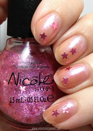Nicole by OPI She's Lily Something