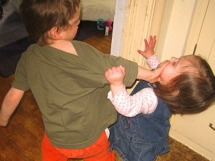 kid fight