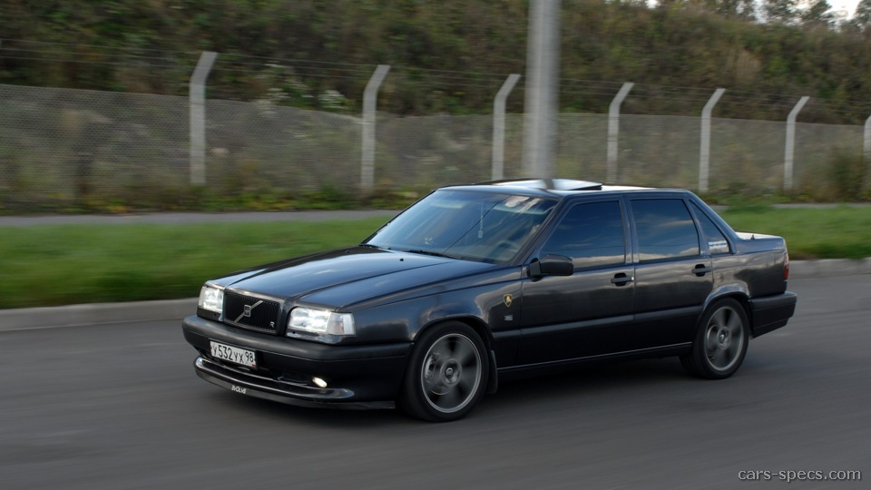 1996 volvo 850 r specifications pictures prices. Black Bedroom Furniture Sets. Home Design Ideas
