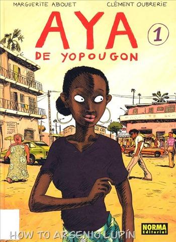 P00001 - Aya de Yopougon #1