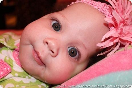 Selah pretty baby