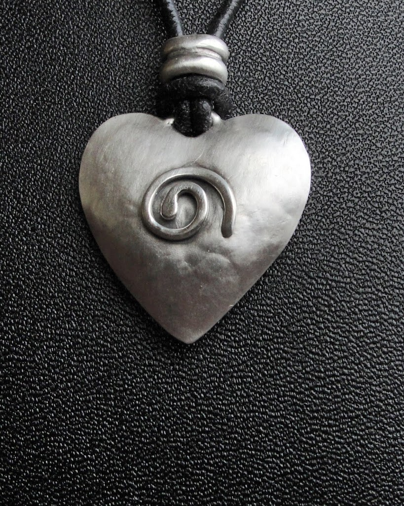 Circle of Life Heart....Sold