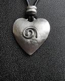 Circle of Life Heart....Sold