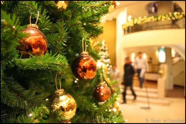Christmas at Europa Hotel Belfast