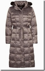 Geox Long Padded Coat
