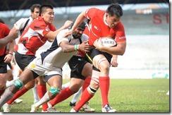 2013 Singapore  v India Asia Nat.Div.2