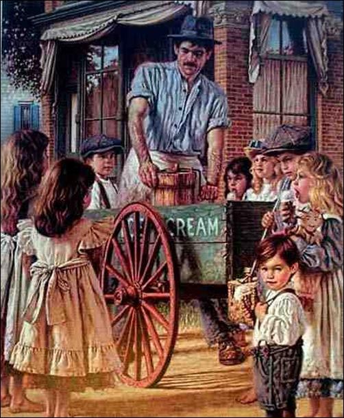 Jim Daly, Les bonnes glaces