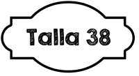 01 TALLA 38