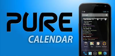 pure calendar