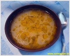 Пилешка супа. Болгарская кухня. www.samapovar.ru