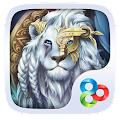 Lion GO Launcher Theme APK for Ubuntu