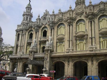 Cuba hotels: Hotel Inghiltera